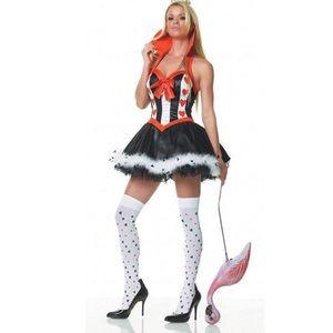 Queen of Hearts Costume.